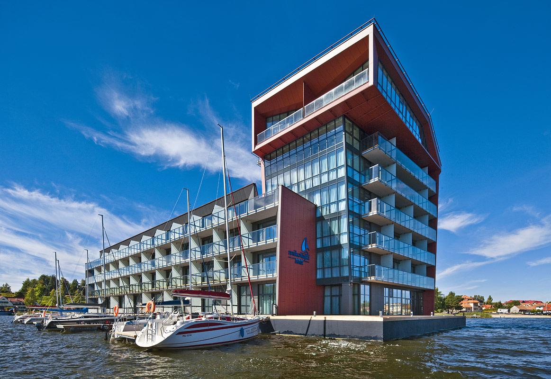 Hotel Mikołajki SPA na Mazurach nad jeziorem