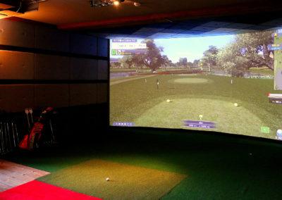 symulator golfa ryn mazury