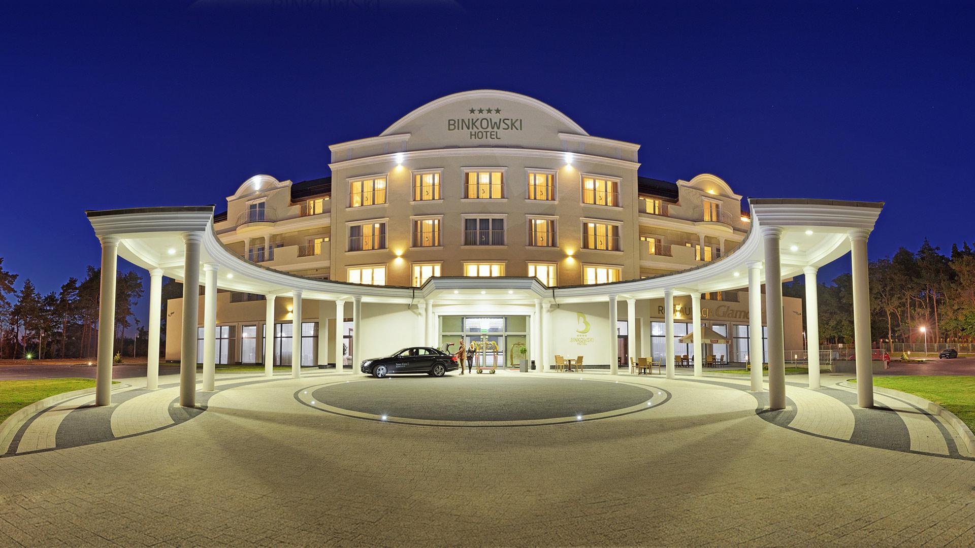 Binkowski Resort luksusowy hotel Kielce