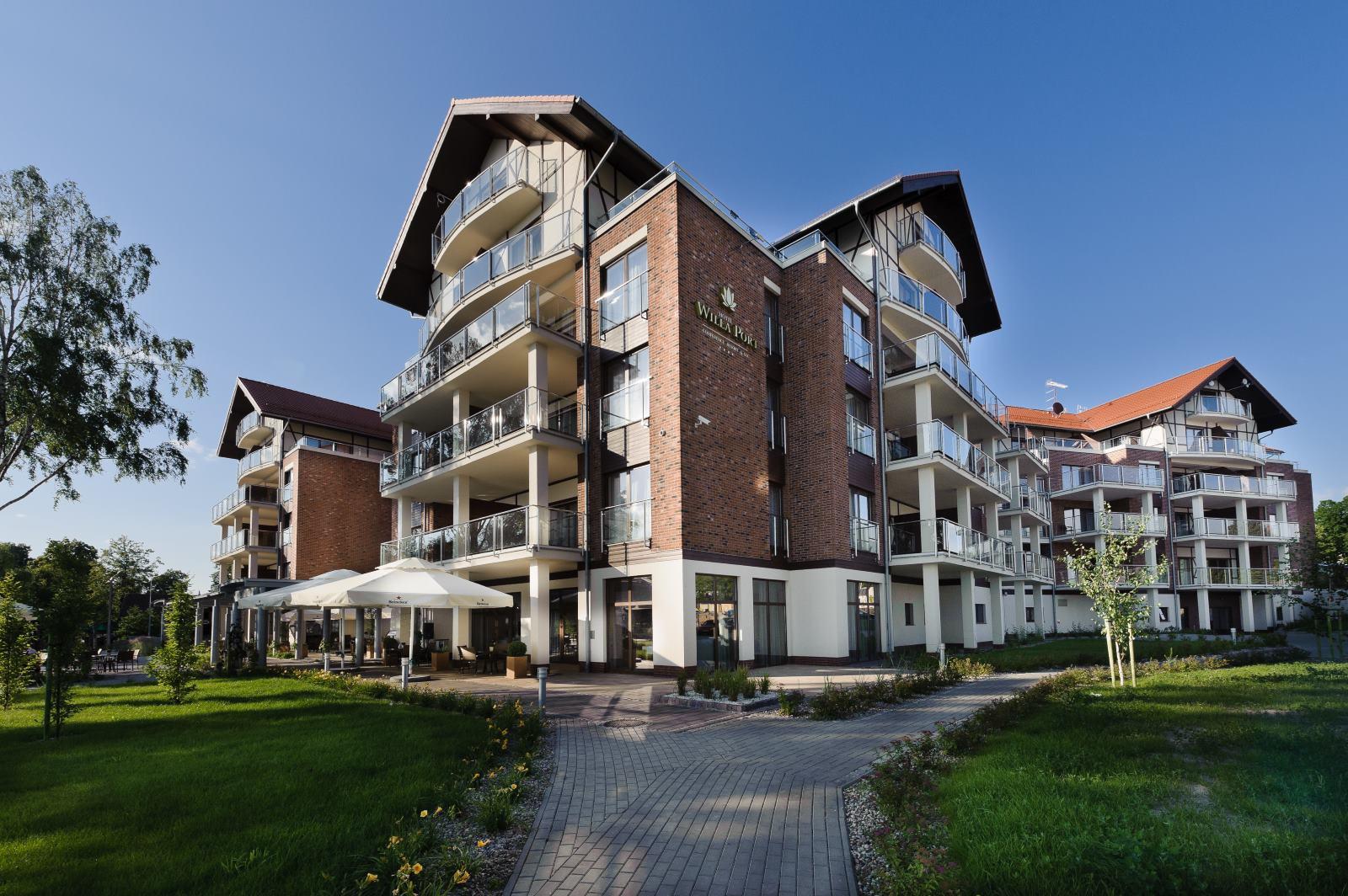 Willa Port Ostróda - Hotel SPA na Mazurach