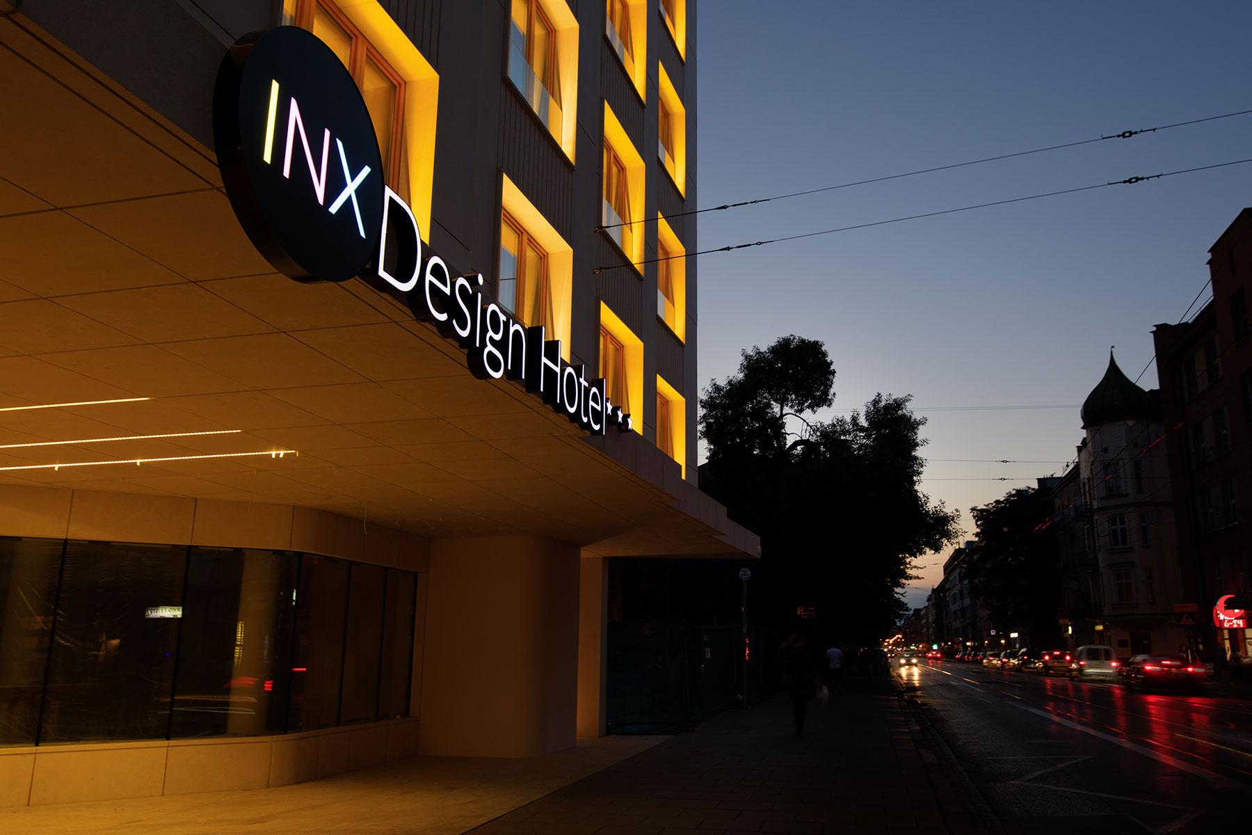 INX Design hotel w centrum Krakowa