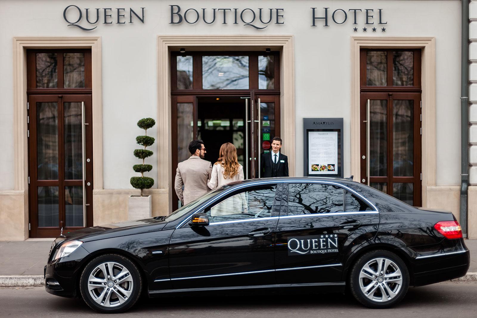 Queen Butikowy hotel w Krakowie