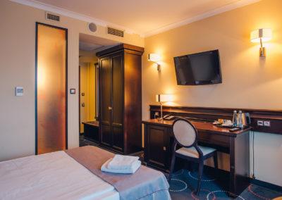 hotel admirał pokoje
